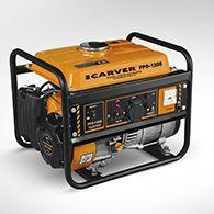 Прокат генератора Carver ppg 1200