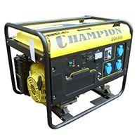 Аренда бензинового однофазного генератора Champion GG6500