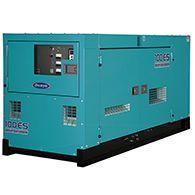 Прокат генератора Denyo DCA 100ESI