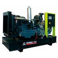 Аренда дизель-генераторной установки PRAMAC GSW150