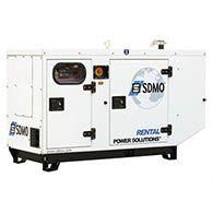 Аренда дизельного генератора SDMO R-135