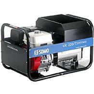Прокат генератора SDMO VX 220