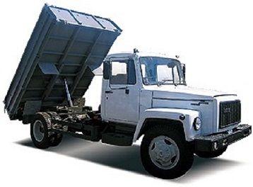 gaz-3307 samosval