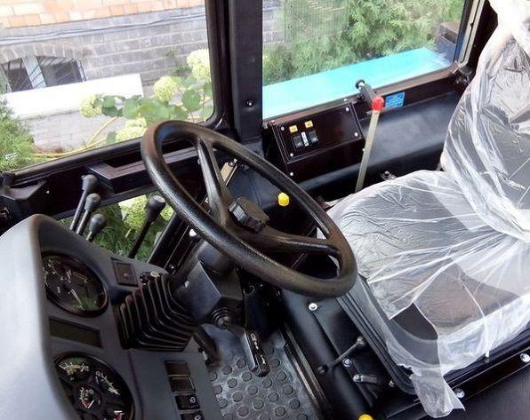 устройство трактора МТЗ-1221