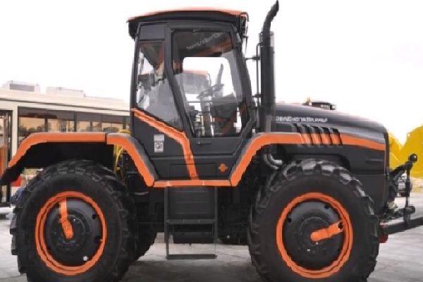 история создания трактора «Уралвагонзавода» РТ-М-160