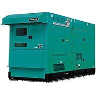 Прокат генератора Denyo DCA 15 ESК