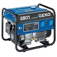 Генератор бензиновый GEKO 2801