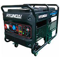 Аренда бензинового генератора HYUNDAI HY12000LE-3