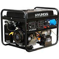 Аренда бензинового генератора Hyundai HHY 9000FE