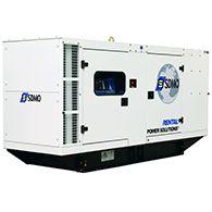 Прокат дизельного генератора SDMO R135