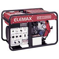 Аренда генератора elemax sh11000