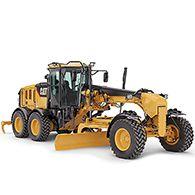 Прокат автогрейдера Caterpillar 140M AWD