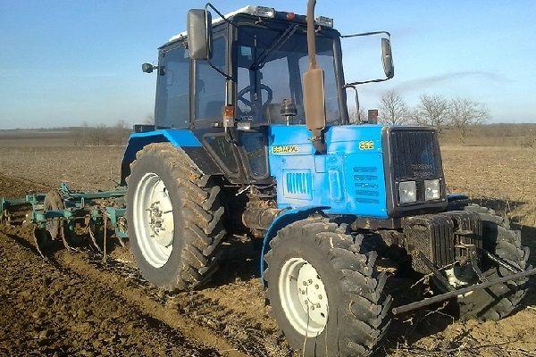 трактор «Беларус» МТЗ-80 - гордость машиностроения