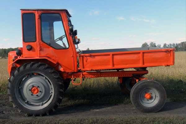 Руководство по эксплуатации трактора Т-16