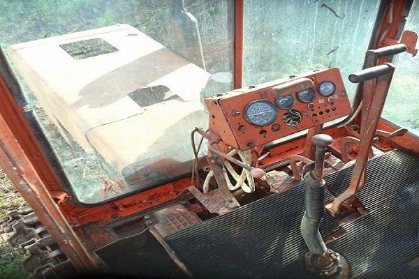 Технические данные в руководстве по эксплуатации трактора Т-70