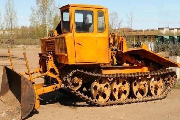 Устройство трактора ТДТ-55