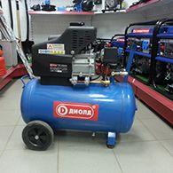Аренда компрессора КВ-2,0-50 ДИОЛД 5000/400