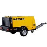 Аренда компрессора KAESER MOBILAIR M 100