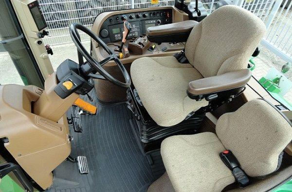 Устройство трактора John Deere 7830