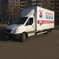 Аренда грузового такси Мерседес 515 CDI