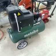 Аренда компрессора Metabo