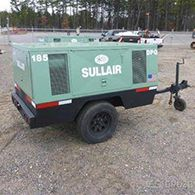 Аренда компрессора Sullair 185