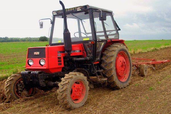 Технические характеристики трактора ЛТЗ-55