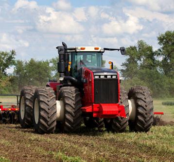 Технические характеристики трактора Versatile 2375