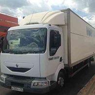 Услуги грузового такси Renault