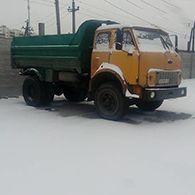 Аренда грузового такси Маз500