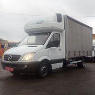 Аренда грузового такси Mercedes-Benz Sprinter