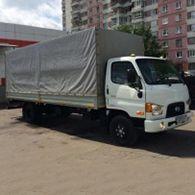 Аренда грузового такси Hyundai HD78