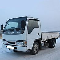 Аренда грузового такси Isuzu