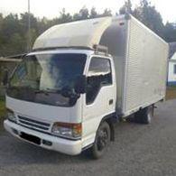 Аренда грузового такси Isuzu elf