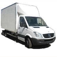 Аренда грузового такси MERCEDES