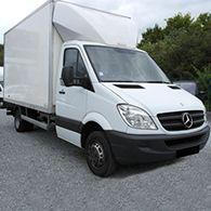 Аренда грузового такси Mersedes Sprinter