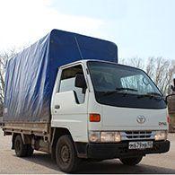 Аренда грузового такси Toyota Dyna