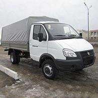Аренда грузового такси Газель 3302