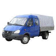 Аренда грузового такси Газель фермер-тент
