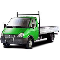 Аренда грузового такси Газель катюша