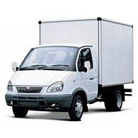 Прокат грузового такси Газель-термобудка