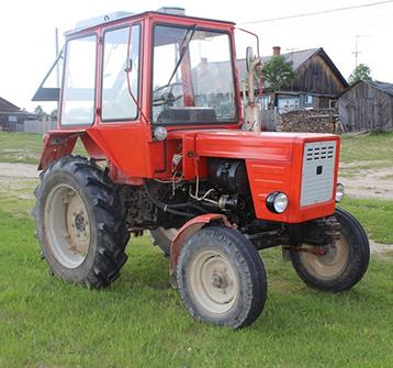 Технические характеристики трактора Т-30