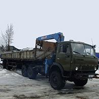 Услуги манипулятора КАМАЗ 4310
