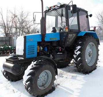 Технические характеристики трактора МТЗ-1025