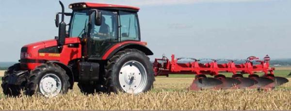 Применения МТЗ-1523 в сельском хозяйстве