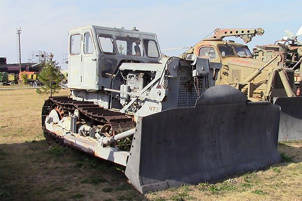 Технические характеристики трактора С-100