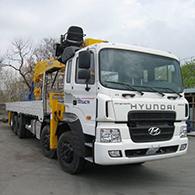 Аренда манипулятора Hyundai