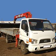 Услуги манипулятора Hyundai