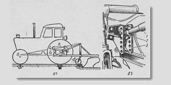 Догружатель трактора Т-28