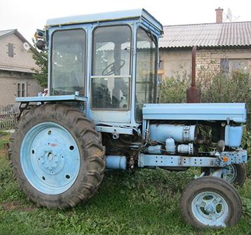 Технические характеристики трактора Т-28